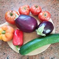Sauce aux petits Légumes et Merguez au companion (ou pas)